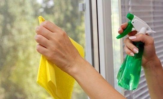 Cómo limpiar los cristales del hogar | Trucos limpiar cristales ...
